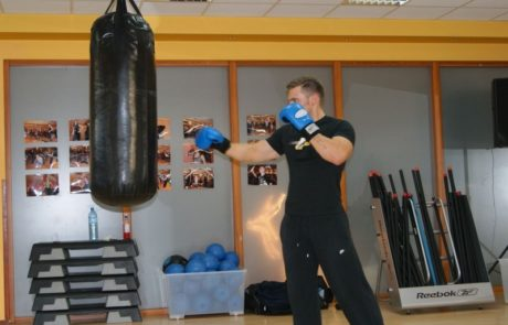 Olimpia Fitness Club - Boks