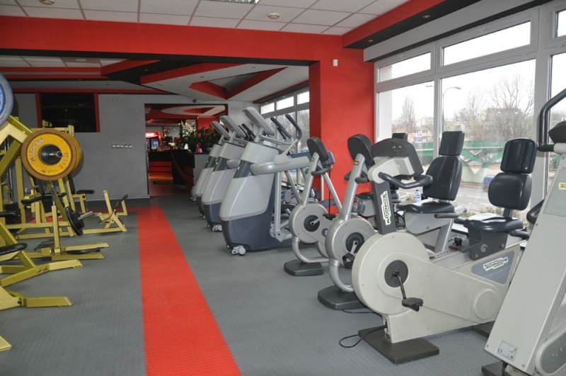 Fitness Club OLIMPIA - Gym