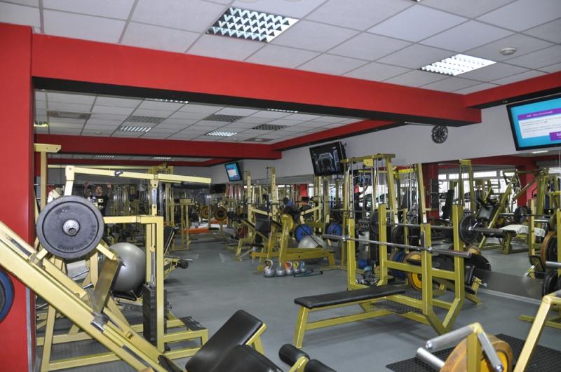 Fitness Club OLIMPIA - Silownia