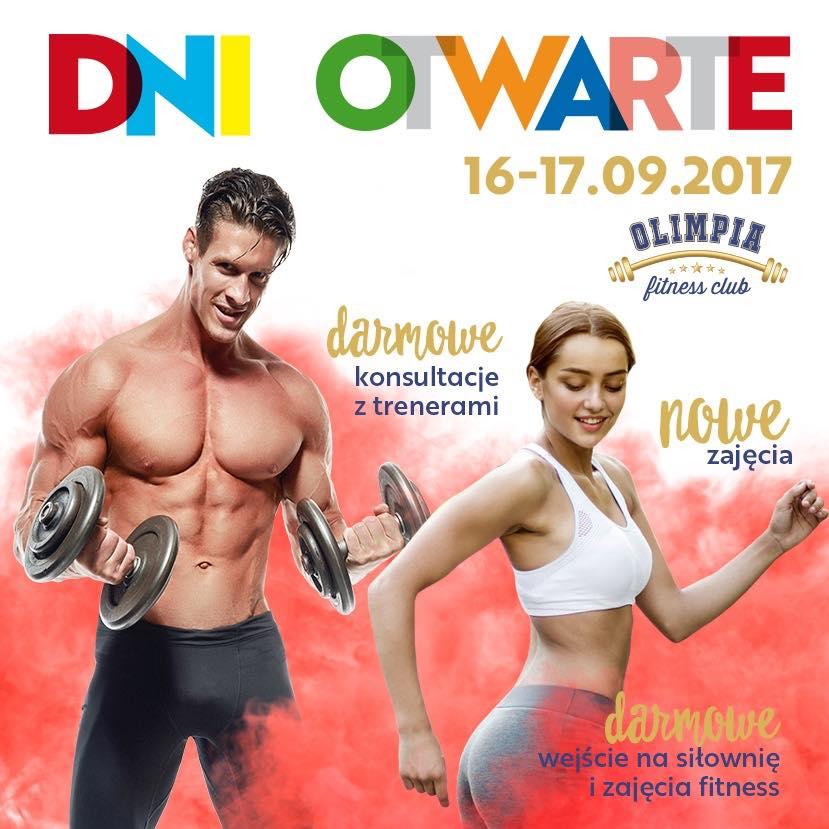 Olmpia Fitness Club promocja