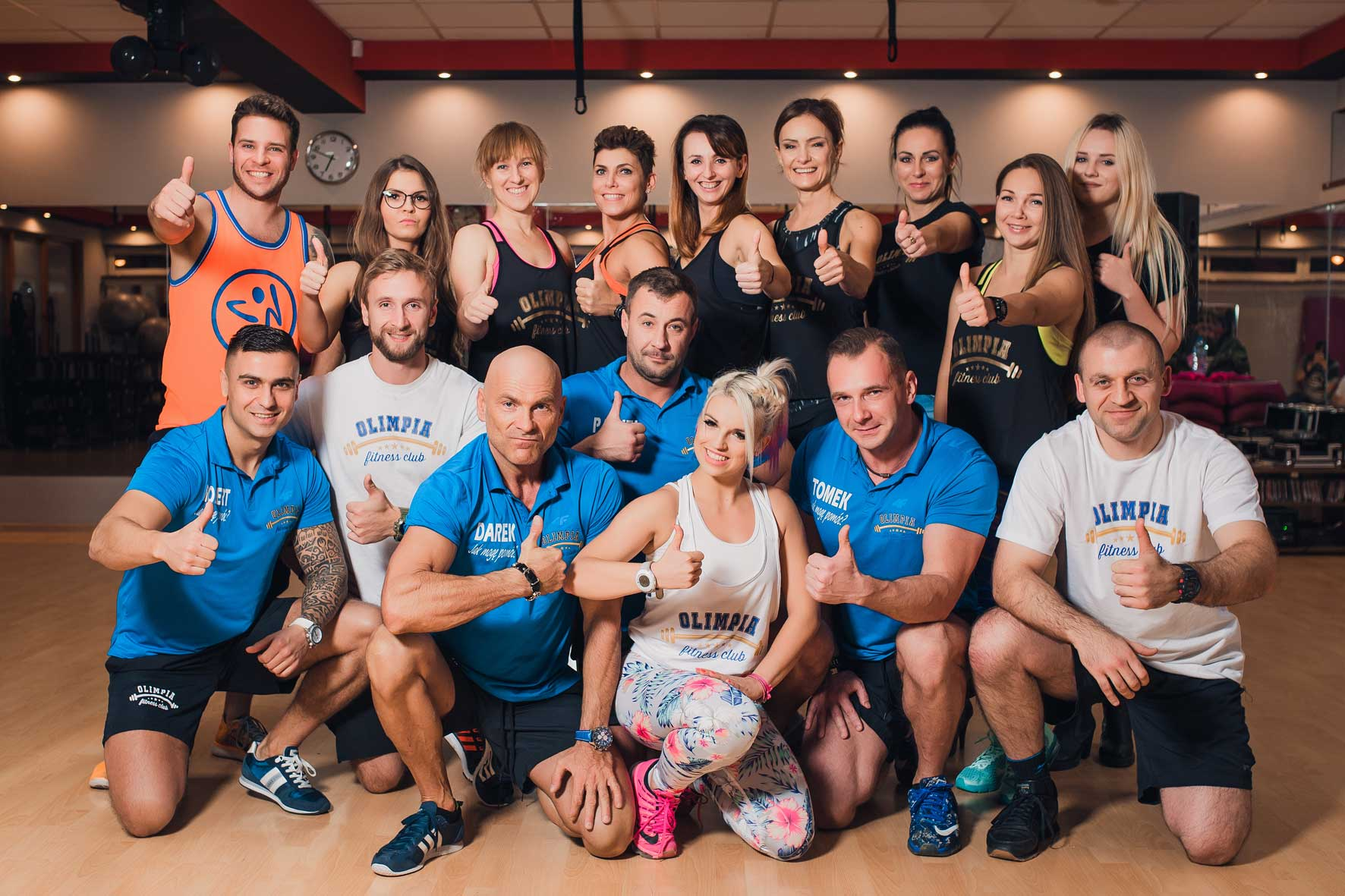Olimpia Fitness Team