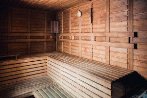 Sauna w Olimpia Fitness
